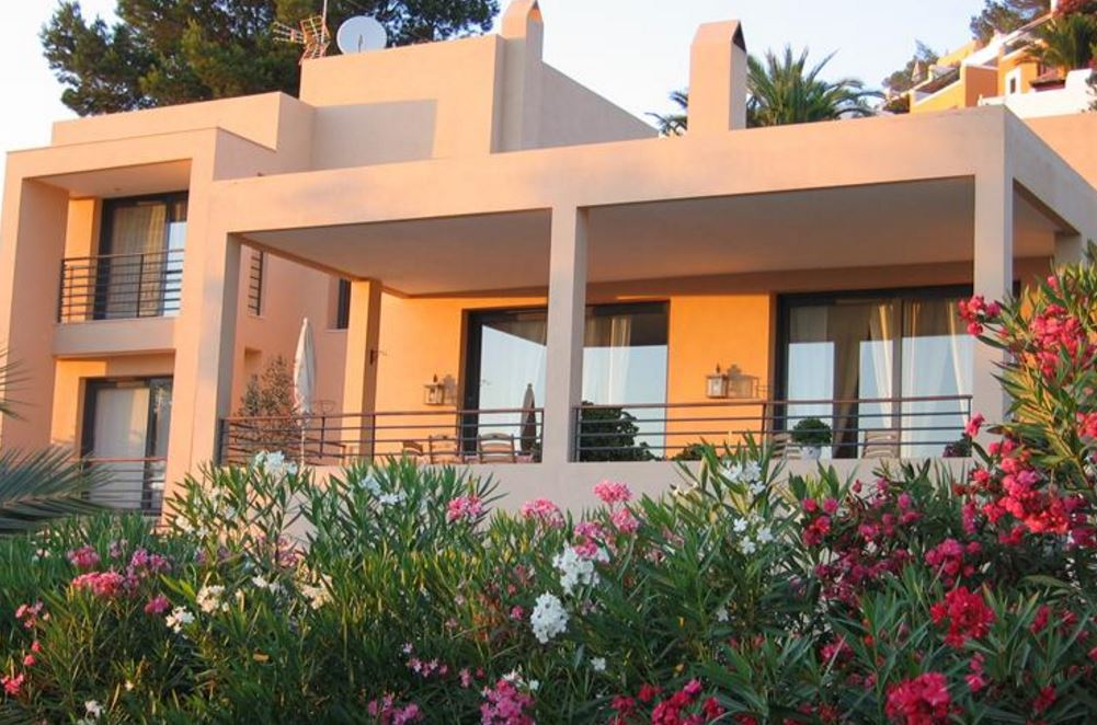 Can Pep Simo sea view house for sale near Ibiza town