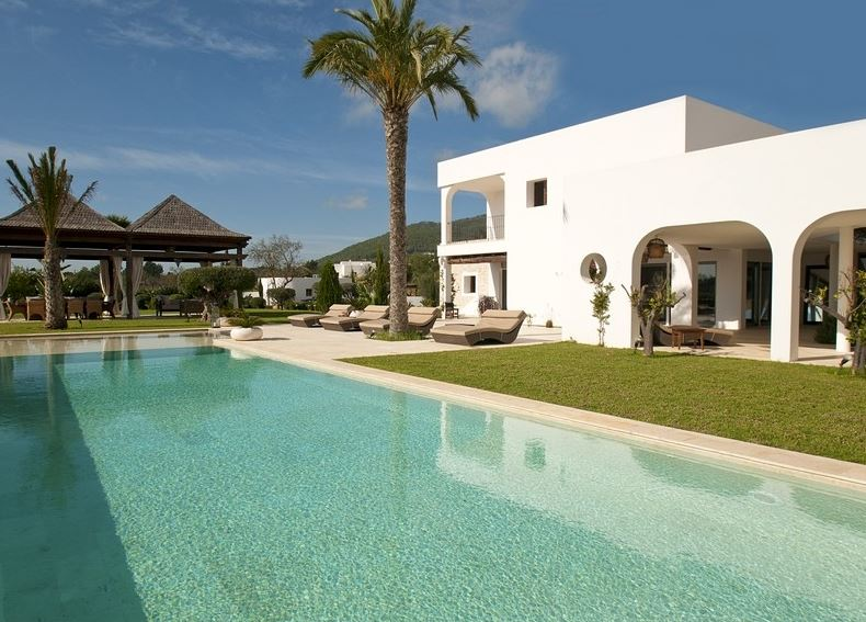 Superb 7 bedroom country home near San Carlos Ibiza