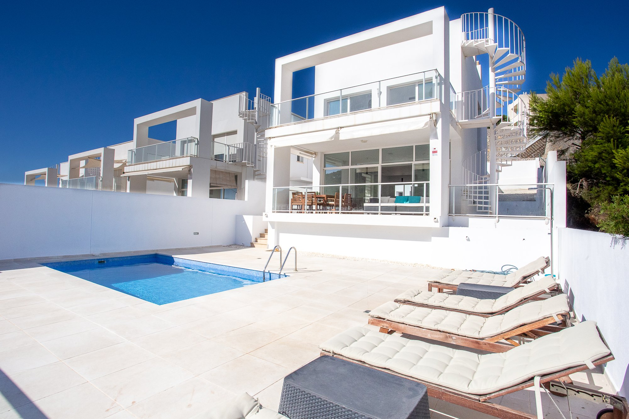 Villa for sale close to the beach in Cala Vadella
