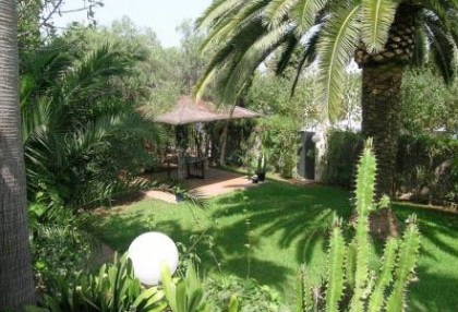 Santa Eularia luxury villa with guest accommodation in private setting close to town 17