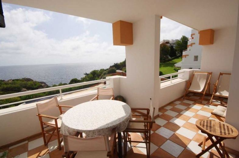 San carlos ibiza 3 bedroom penthouse apartment sea views ibiza properties for sale for Cheap one bedroom apartments in san jose ca