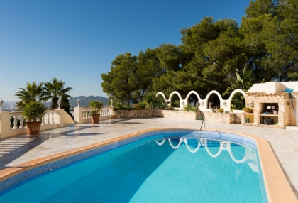 Investment villa Can Furnet Ibiza with great views_2
