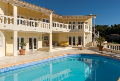Investment villa Can Furnet Ibiza with great views_3