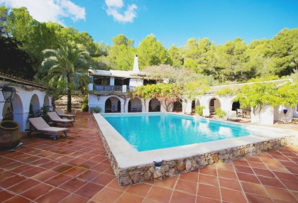 authentic villa in San Jose Ibiza_1