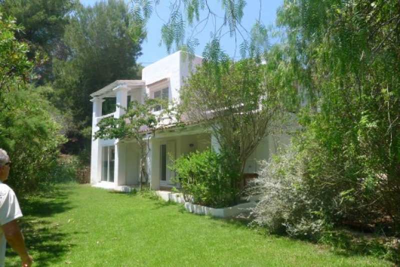 4 bedroom family home for sale in Cala Mastella, Ibiza with Sea Views