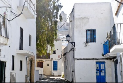 Restored town house in centre of Old Ibiza town 2