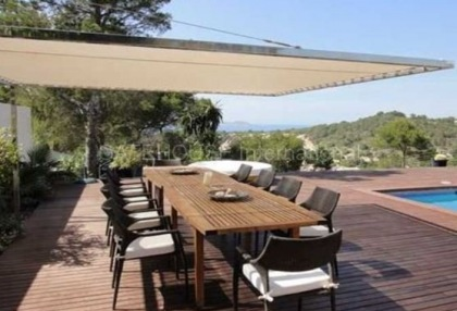 Newly completed modern villa for sale in Cala Vadella_10