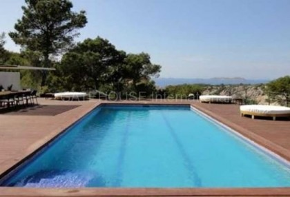 Newly completed modern villa for sale in Cala Vadella_3