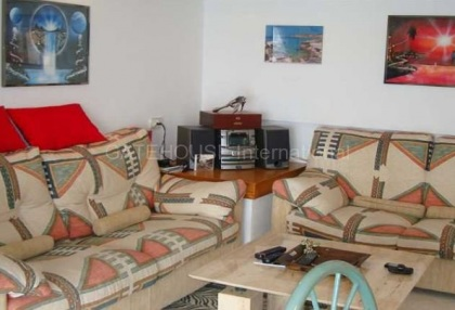 Townhouse for sale in Cala Tarida first line to the sea_5