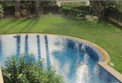 Property with pool and heliport in Talamanca_3
