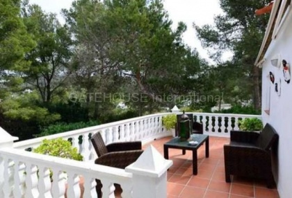 Three bedroom townhouse for sale in Cala Vadella_2