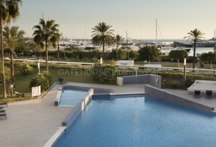 frontline apartment for sale in the marina close to Ibiza Town_1