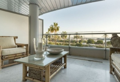 frontline apartment for sale in the marina close to Ibiza Town_3