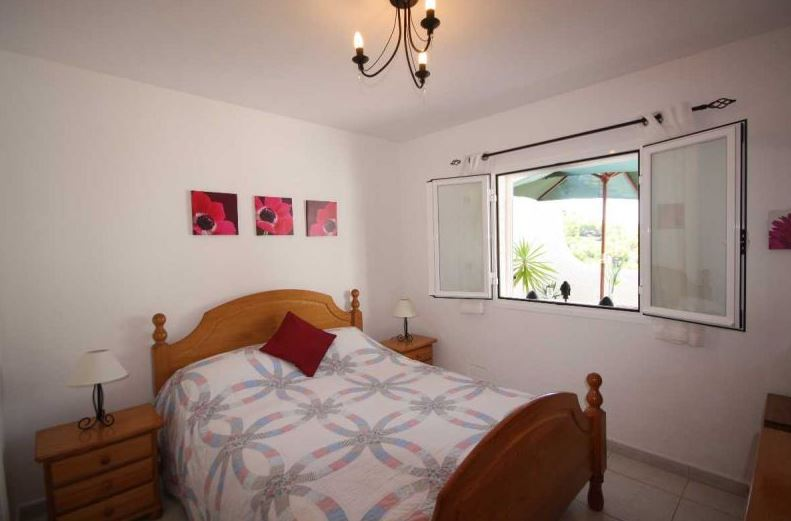 cala llonga cheap 2 bedroom apartment for sale close to golf beaches ibiza properties for sale