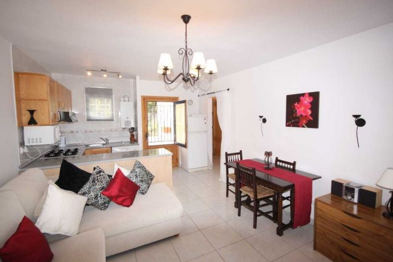 cala llonga cheap 2 bedroom apartment for sale close to golf beaches