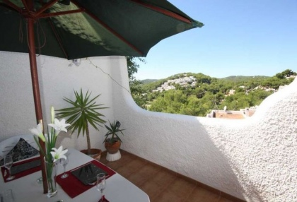 2 bedroom apartment for sale Ibiza, Cala Llonga near santa Eularia and the beach 1