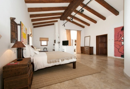 Luxury private Ibiza villa for rent in Can Furnet with sea views (12)