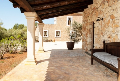 Luxury private Ibiza villa for rent in Can Furnet with sea views (6)