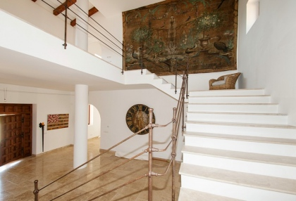 Luxury private Ibiza villa for rent in Can Furnet with sea views (8)