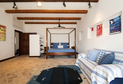 Luxury private Ibiza villa for rent in Can Furnet with sea views (9)