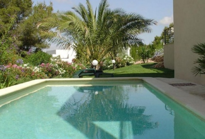 Can Pep Simo modern house for sale in Ibiza 5
