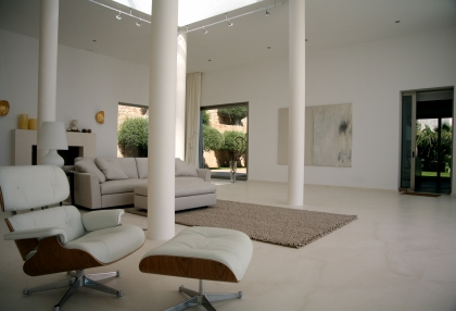 Ibiza luxury house for sale overlooking Dalt Vila, Formentera and Ibiza town with sea views 6