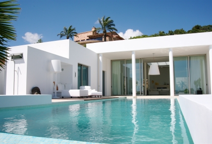 Ibiza luxury house for sale overlooking Dalt Vila, Formentera and Ibiza town with sea views 7