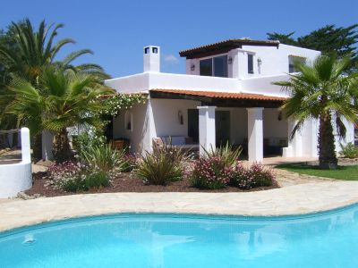 Can Vaca - Modern Villa with separate accommodation in Ibiza