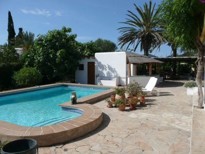 Three Bedroom Villa in Santa Eularia, Ibiza  PI-238