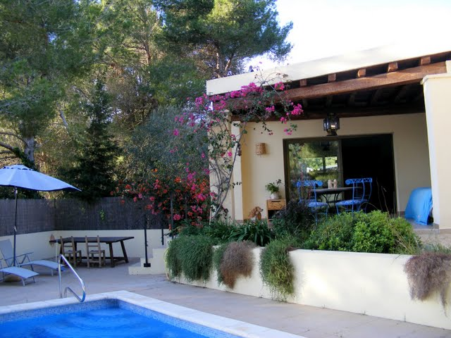 Recently reduced beautiful three bedroom Ibiza villa