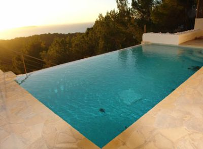 Five Bedroom Detached home in Ibiza with Sea Views