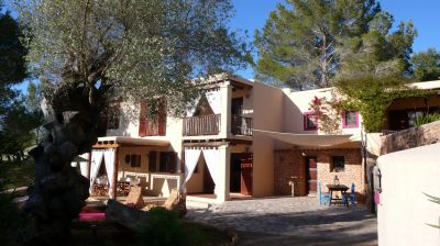 Beautiful finca for sale in Can Tomas, Ibiza with amazing sunset views