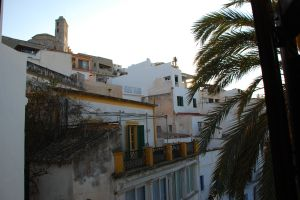 One bedroom apartment in the heart of Ibiza Town