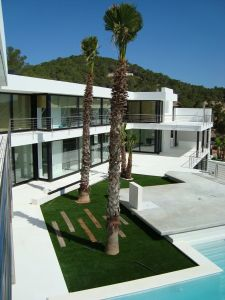 Brand New breathtaking property on a mountainside in Ibiza