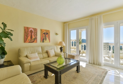 Classic sea view villa for sale Can Furnet Santa Eularia Ibiza 11