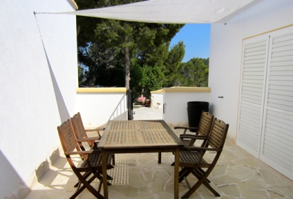 Modern 2 bedroom apartment for sale with sea views Cala Bassa Sant Josep Ibiza 10