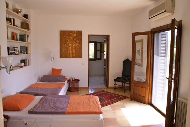San Agustin townhouse with countryside views & separate guest house  Ibiza properties for sale
