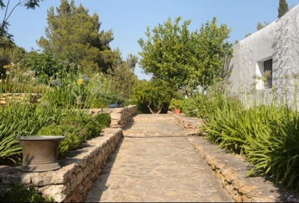 Ibiza country estate for sale with restored old finca 8