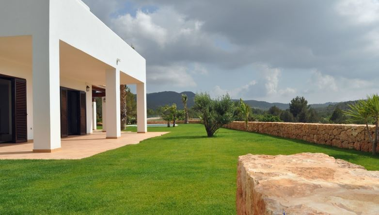 New build country villa with stables ibiza properties for Ibiza country villas