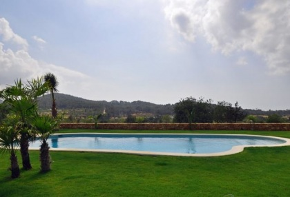 5 bedroom country villa with paddocks and stables San Agustin Ibiza 10