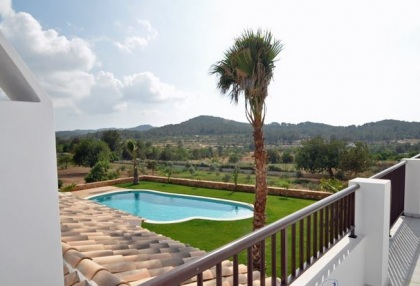 5 bedroom country villa with paddocks and stables San Agustin Ibiza 21