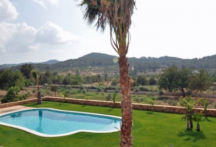 5 bedroom country villa with paddocks and stables San Agustin Ibiza 23