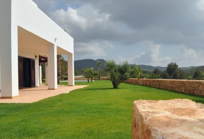5 bedroom country villa with paddocks and stables San Agustin Ibiza 26