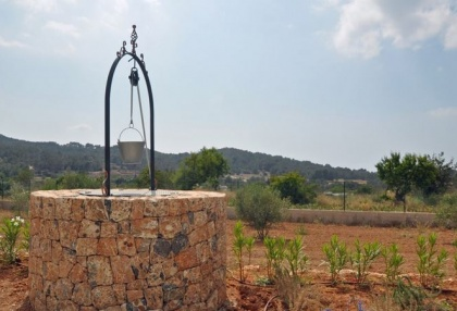 5 bedroom country villa with paddocks and stables San Agustin Ibiza 5