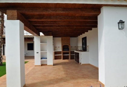 5 bedroom country villa with paddocks and stables San Agustin Ibiza 9