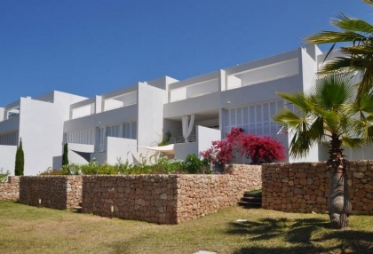 Cala Vadella San Jose 4 bedroom townhouse for sale in Ibiza 21a