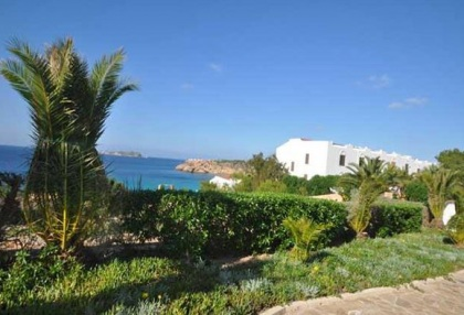 Charming 3 bedroom villa for sale seafront Cala Tarida San Jose Ibiza 2