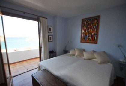 Charming 3 bedroom villa for sale seafront Cala Tarida San Jose Ibiza 5