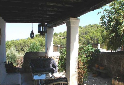 San Josep Old finca for sale in Ibiza 8