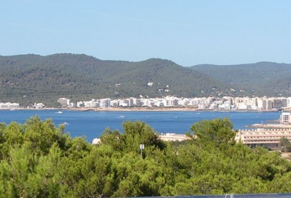 Immaculate 4 bedroom sea view villa for sale San Jose Ibiza 8
